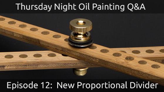 Thursday Night Q&A — Episode 12: New Proportional Divider & more