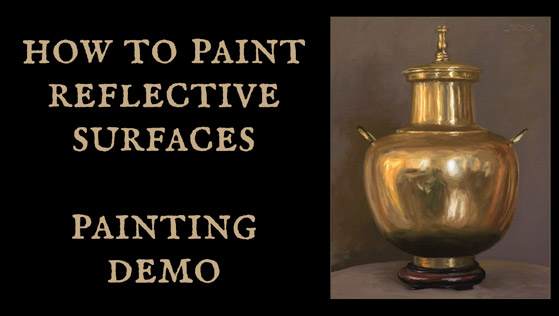 How to Paint Reflective Surfaces