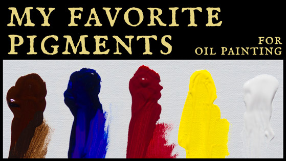 My Favorite Pigments