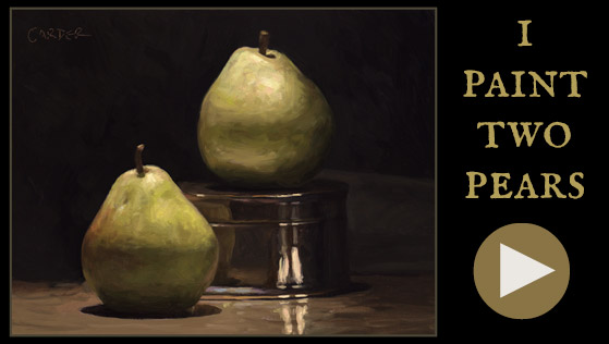 I Paint Two Pears