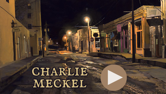 What is Wrong With My Painting - Charlie Meckel