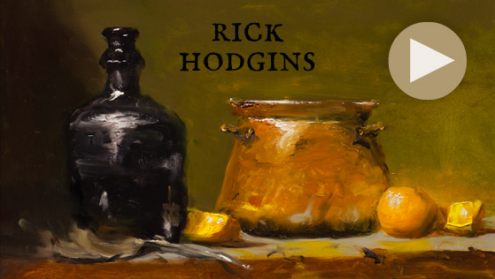 What is Wrong With My Painting - Rick Hodgins