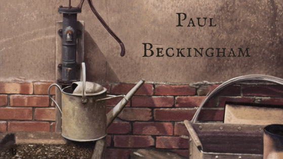 What is Wrong with My Painting - Paul Beckingham